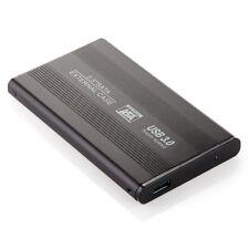 "2.5 ""Zoll Fest plattengehäuse SATA HD Externe Festplatte USB Gehäuse Case Box"