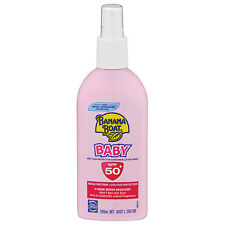 Banana Boat Sunscreen Lotion Spray Baby SPF 50 200ml