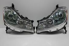 Jdm Nissan Fuga Y50 Infiniti M35 M45 Front Headlights Lamps Hid Clear 04-09 Oem