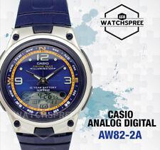 Casio Outgear Series Analog Digital Watch AW82-2A