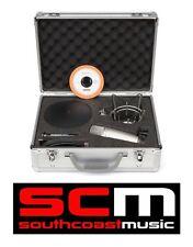 NEW SAMSON C03U-KIT USB MIC RECORDING PODCAST PACK CO3U USB STUDIO MICROPHONE