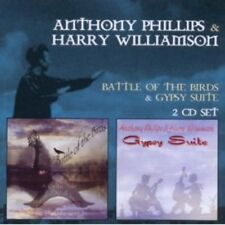 Phillips, Anthony-Gypsy Suite/Battle of the Birds 2cd NUOVO OVP