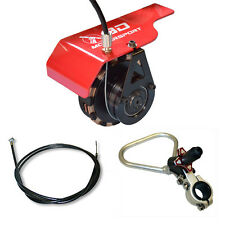 Manual Clutch Kit for GO KART-- comes with 3D Manual Clutch, Cable, and Lever