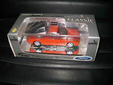 1 43 Scale Ford FPV Pursuit Ute Blood Orange #43584 Classic Carlectables