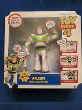 Toy Story 4 Walking Buzz Lightyear New In Box