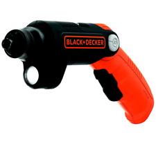 Black & Decker 3.6V Slim Easy Use Pivot Handle Screwdriver