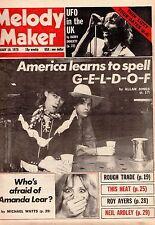 brad gandalf boomtown rats roy ayers rough trade melody maker feb 10 1979