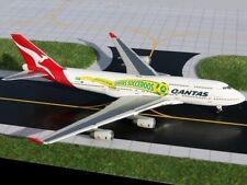 Gemini Jets 1:400 Qantas 747-400 VH-OJS 'Socceroos' Livery