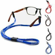 Sports Glasses Strap Neck Cord Adjust Rope Lanyard Holder Non-slip Eyewears Cord