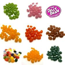 The Jelly Bean Factory Gourmet Beans Candy Bag Sweets Vegetarian Gluten FREE