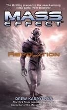 Mass Effect: Revelation, Drew Karpyshyn, Good Condition, Book