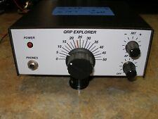 Oak Hills Research  QRP explorer 10 mhz QRP transceiver
