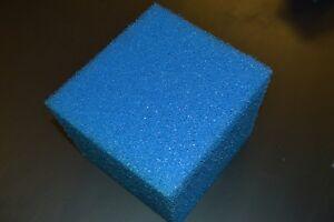 Fuel Petrol Tank Foam, Anti Surge - Large Cube (2 gallons , 8 Litres)