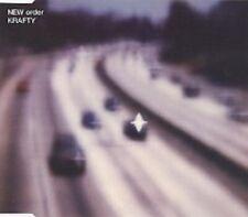 "New Order - ""Krafty"" UK 2-trk CDS (2005)"