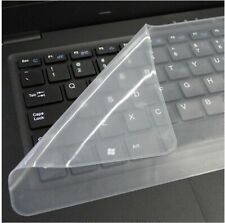15.6inch Laptop Pc Notebook Silicone Clear Keyboard Protector Skin Cover