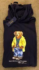 RALPH LAUREN POLO BEAR Men's Hoodie Shirt Size M