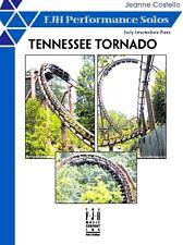 Gemm Piano Solo The Tennessee Tornado by Jeanne Costello