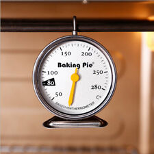 Stainless Steel Oven Thermometer Roast Cooker Baking Temperature Gauge 50-280℃