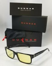 NEW GUNNAR DRAX GAMING GLASSES black amber computer blue light Rx eyewear