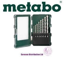 METABO MASONRY DRILL BIT SET IN STORAGE CASE, 8 PIECES, 626706000
