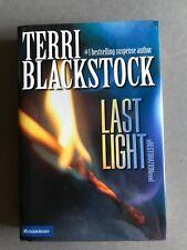 """LAST LIGHT"" (RESTORATION, BOOK 1) By Terri Blackstock - Hardcover **BRAND NEW**"