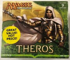 Magic The Gathering Theros Fat Bundle Pack For Card Game CCG MTG