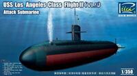 Riich Models RN28006 1/350 USS Los Angeles Class Flight II(VLS)Attack Submarine