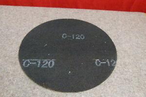 5 x Schleifgitter - Schleifscheiben 330 mm 120 K für Einscheibenmaschine