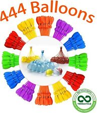 444 PCS 12 Bunch O Self-Sealing Water Balloons Style - Great Summer Deal!