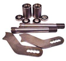 "Bearing Spindle Kit w/ 4-11/16""L Shaft Left & Right U-Weld Go Kart Racing Parts"