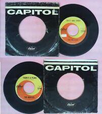 LP 45 7'' the beatles twist and Shout schreiben Es gibt Platzieren uk Capitol no