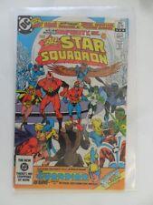 All-Star Squadron Nr. 25 - USA - DC Comics - Zustand 1-2