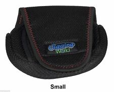 Jigging World Small Spinning Reel Pouch Cover Daiwa Legalis 2000 reels new!