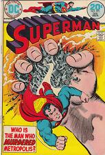 1974 DC Comics Superman #271