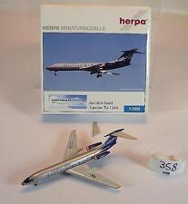 Herpa Wings 1/500 Aeroflot Nord Tupolev Tu-134A OVP #358