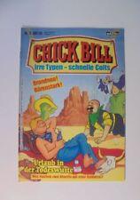 CHICK BILL Nº 3 Bastion BD emballent & débuté état 1-2