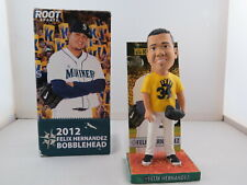King's Court Felix Hernandez Bobblehead - 2012 SGA - New In Box - 20,00 Made