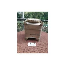 Entgiftungsstoffbehälter Lagerware mit Lagerspuren Deko