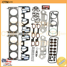 Head Gasket Set For 95-99 Buick Pontiac Chevrolet 3.1L V6 VIN Code M Graphite