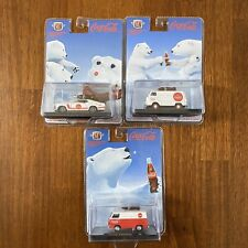 M2 Machines Coca Cola Limited Edition Winter Lot Ford Mustang Econoline Dodge