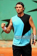 Débardeur tennis Nike Carlos Moya, Roland  Garros 2007, taille S