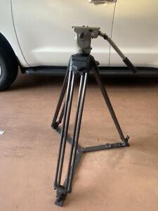 Vinten Camera Tripod with Vision 3 Head