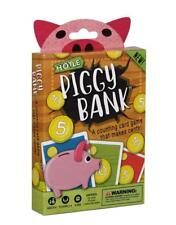 Piggy Bank Playing Cards -  A Card Counting Game that Makes Cents! - Hoyle USPCC