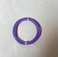 26 Awg Mil Spec Wire Type E Violet Ptfe Stranded Silver Plated Copper 25 Ft