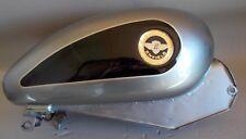 Royal Enfield Fuel Tank   Lightning - CITI Bike # 170326 Silver -Black 1950-2007