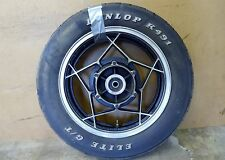 1981 Suzuki GS650 GL S784. rear wheel rim 16in