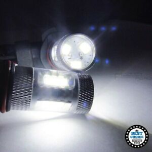 Fit GMC SAMSUNG High Power Projector LED Fog Driving Light Bulb 9005 HB3 White