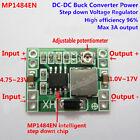 DC-DC Buck Step-down Regulator Converter 4.2~40v to 3V 3.3V 5V 9V 12V 24V Module