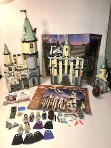 VTG LEGO 4709 Harry Potter Hogwarts Castle Great Condition! With Instructions