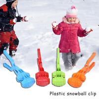 Schneeball Maker Clip Kinder Outdoor Winter Schnee Sand Form Werkzeug Spielzeug